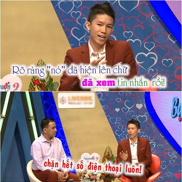 """bo ban gai cu do """"da xem"""" tin nhan nhung khong tra loi, chang trai gay choang vi kho tinh - 2"""