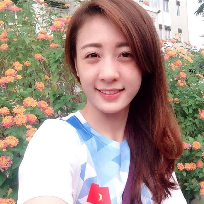 Hot girl boxing Nguyễn Thị Yến: Nếu có ai trêu, em chỉ lườm một cái... rồi thôi - Ảnh 1.