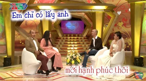 Cười té ghế với cặp vợ chồng chú cháu, gắng hết sức tố nhau trên truyền hình-8