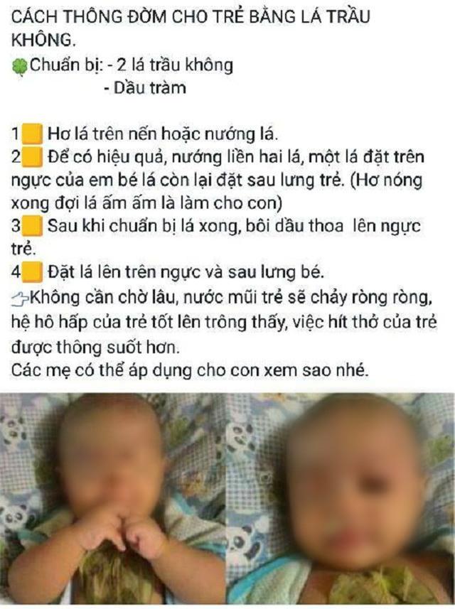 chuyen gia canh bao viec cac me ru nhau dung la trau khong dap len nguc thong dom cho tre - 1