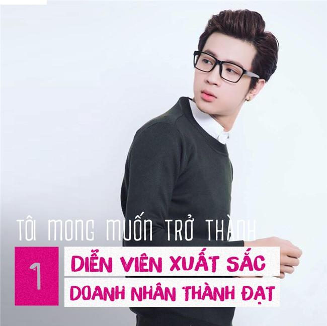 Hot boy Phí Ngọc Hưng của Vì yêu mà đến lần đầu chia sẻ về mẫu bạn gái lý tưởng-5