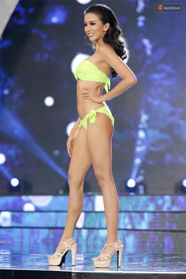 """""""Mãn nhãn"""" trước đường cong nóng bỏng của dàn thí sinh """"Miss Grand International 2017"""" trong phần thi bikini tại Bán kết - Ảnh 5."""