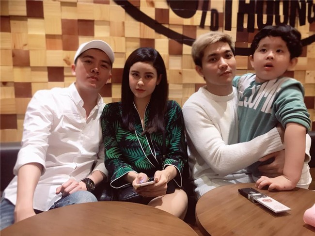 Tim và Trương Quỳnh Anh lại thân thiết bên nhau sau tuyên bố đã chính thức ly hôn - Ảnh 1.