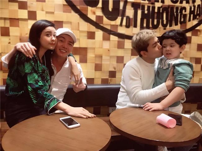 Tim và Trương Quỳnh Anh lại thân thiết bên nhau sau tuyên bố đã chính thức ly hôn - Ảnh 2.