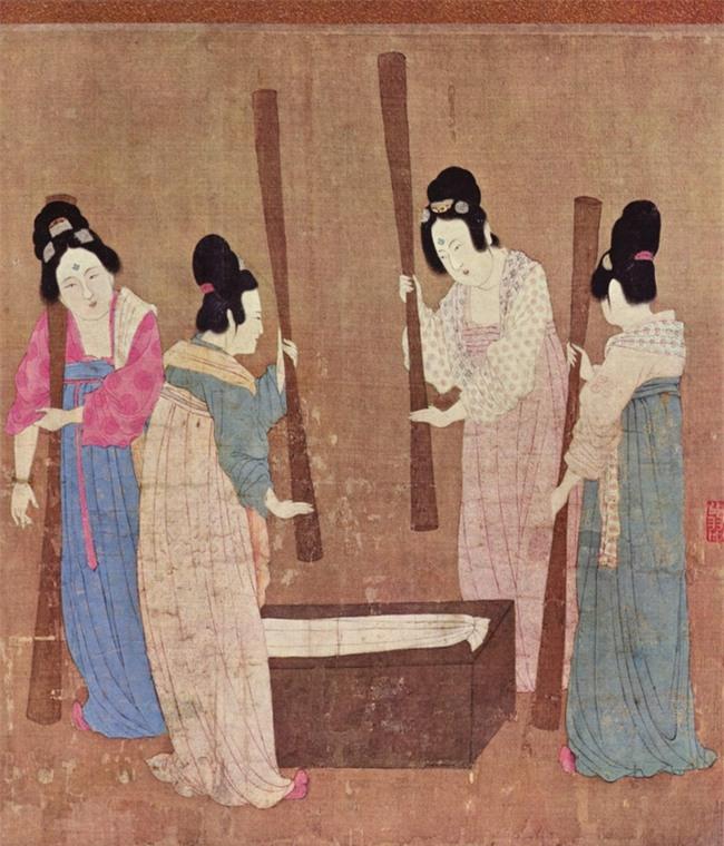 Sự thật về việc tắm rửa của mỹ nhân Trung Hoa xưa: 10 ngày mới tắm một lần, xà phòng làm từ lòng lợn - Ảnh 2.