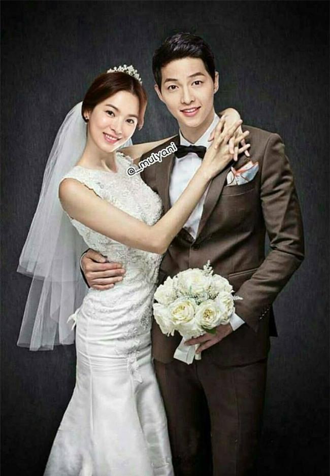 Chưa kết hôn, Song - Song đã có bộ ảnh cưới và album ảnh gia đình bên quý tử đầu lòng chất thế này! - Ảnh 1.