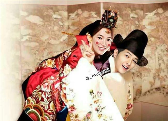 Chưa kết hôn, Song - Song đã có bộ ảnh cưới và album ảnh gia đình bên quý tử đầu lòng chất thế này! - Ảnh 10.