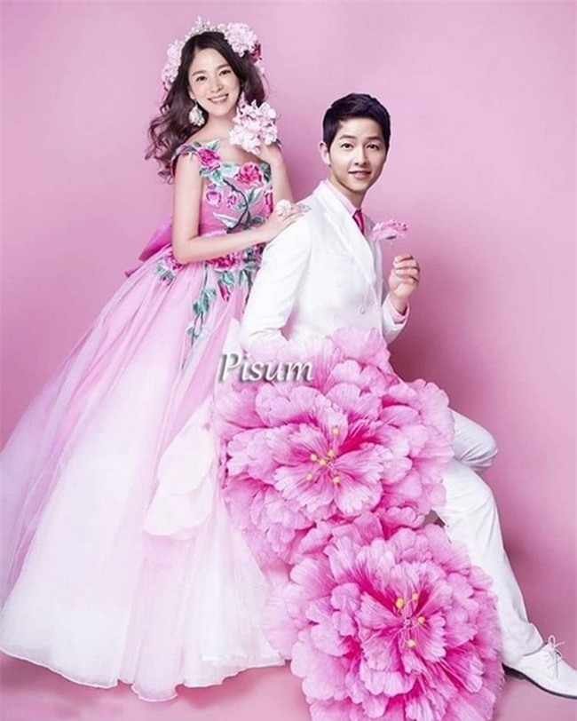 Chưa kết hôn, Song - Song đã có bộ ảnh cưới và album ảnh gia đình bên quý tử đầu lòng chất thế này! - Ảnh 11.