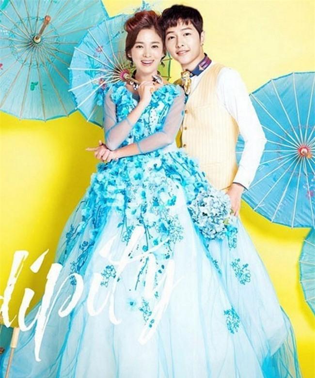 Chưa kết hôn, Song - Song đã có bộ ảnh cưới và album ảnh gia đình bên quý tử đầu lòng chất thế này! - Ảnh 12.