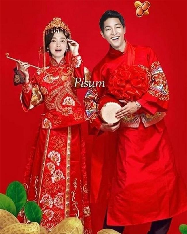Chưa kết hôn, Song - Song đã có bộ ảnh cưới và album ảnh gia đình bên quý tử đầu lòng chất thế này! - Ảnh 14.
