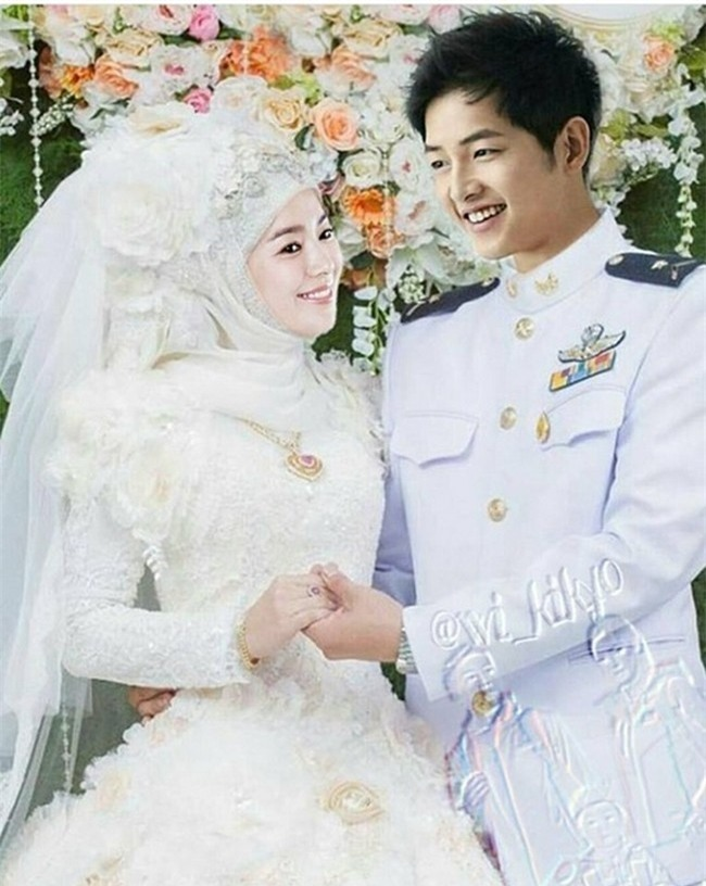 Chưa kết hôn, Song - Song đã có bộ ảnh cưới và album ảnh gia đình bên quý tử đầu lòng chất thế này! - Ảnh 16.