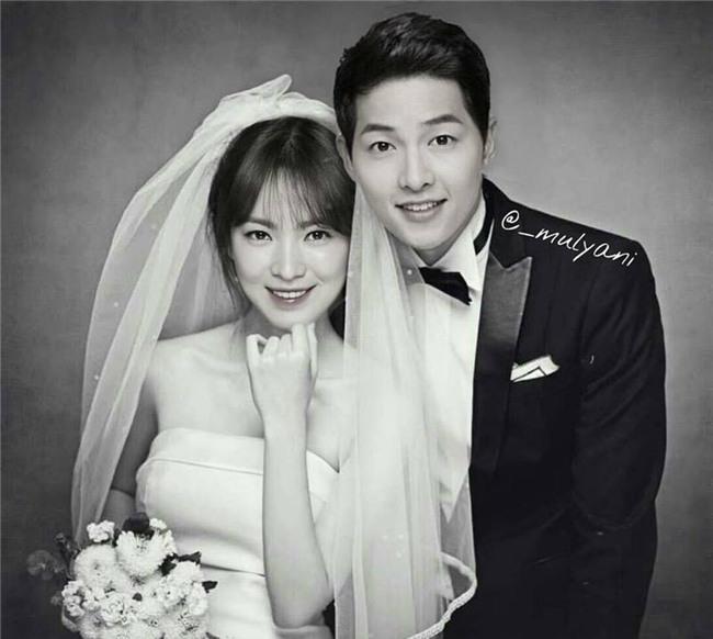Chưa kết hôn, Song - Song đã có bộ ảnh cưới và album ảnh gia đình bên quý tử đầu lòng chất thế này! - Ảnh 3.