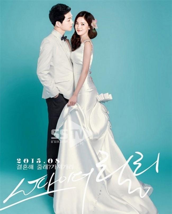 Chưa kết hôn, Song - Song đã có bộ ảnh cưới và album ảnh gia đình bên quý tử đầu lòng chất thế này! - Ảnh 4.