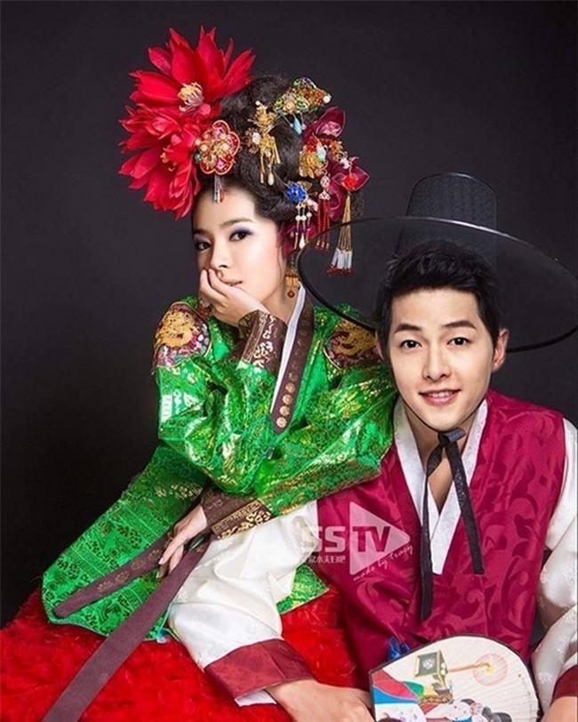 Chưa kết hôn, Song - Song đã có bộ ảnh cưới và album ảnh gia đình bên quý tử đầu lòng chất thế này! - Ảnh 8.