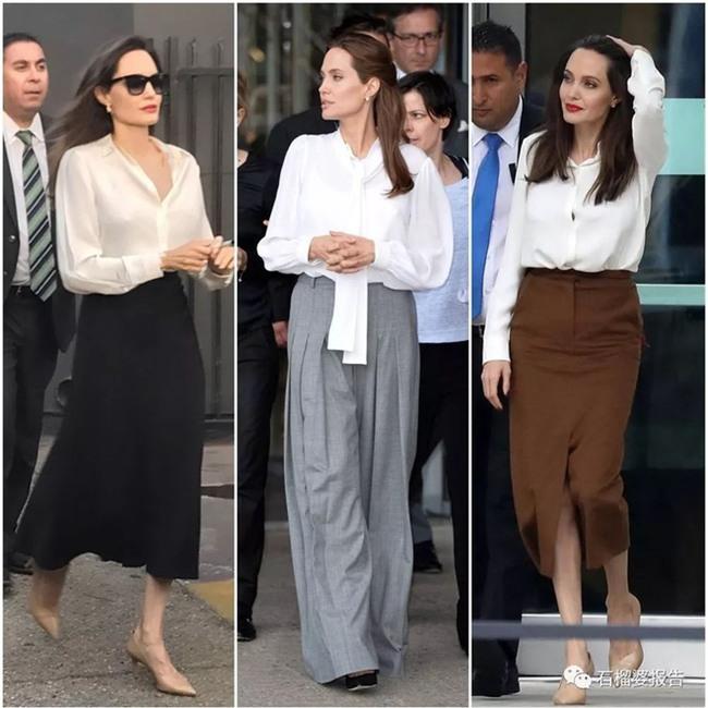 2 bí kíp đơn giản giúp định hình gu thời trang thanh lịch mà chẳng sợ lỗi mốt từ Angelia Jolie - Ảnh 10.
