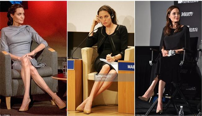 2 bí kíp đơn giản giúp định hình gu thời trang thanh lịch mà chẳng sợ lỗi mốt từ Angelia Jolie - Ảnh 15.