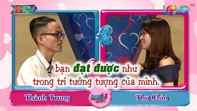 Bạn muốn hẹn hò: Chàng trai từ chối bấm nút, cô gái đã nói 1 câu khiến mọi người nể phục - Ảnh 3.