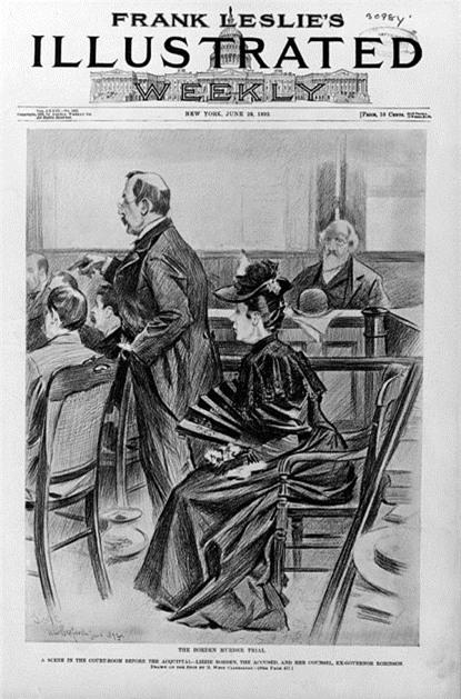 Vụ thảm sát chấn động nước Mỹ thế kỷ 19: Ai đã giết ông bà Borden, cô con gái hay người giúp việc? - Ảnh 3.