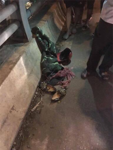 Lào Cai: Đôi nam nữ cãi nhau trên cầu, cô gái bất ngờ trèo qua lan can nhảy xuống sông