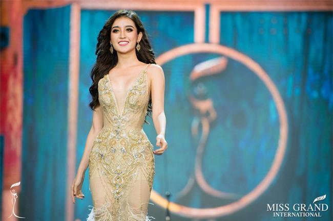 Huyền My chia sẻ trước giờ G Chung kết Miss Grand International 2017 - Ảnh 1.