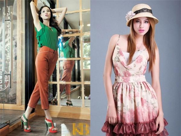 Từ mờ nhạt về nhan sắc lẫn phong cách thời trang, phải mất tận 7 năm Phạm Hương mới có chỗ đứng trong Vbiz - Ảnh 3.