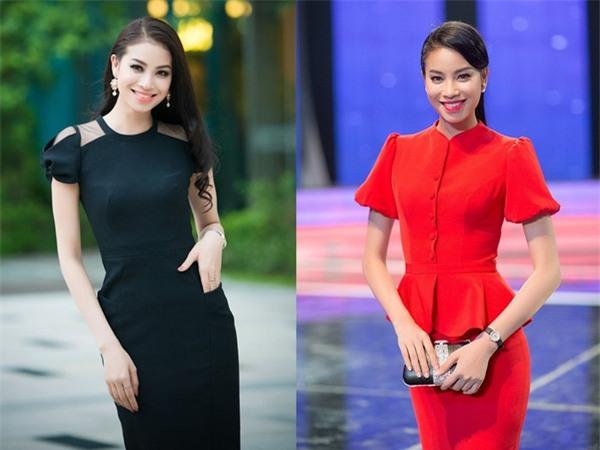 Từ mờ nhạt về nhan sắc lẫn phong cách thời trang, phải mất tận 7 năm Phạm Hương mới có chỗ đứng trong Vbiz - Ảnh 5.