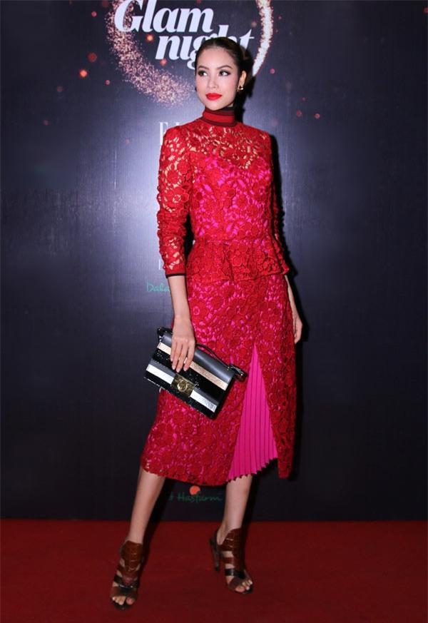 Từ mờ nhạt về nhan sắc lẫn phong cách thời trang, phải mất tận 7 năm Phạm Hương mới có chỗ đứng trong Vbiz - Ảnh 15.