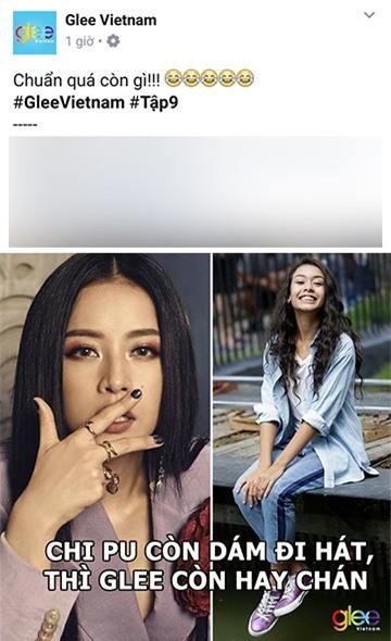 Glee Việt bị chỉ trích vì đá đểu việc Chi Pu đi hát để quảng cáo cho phim-1