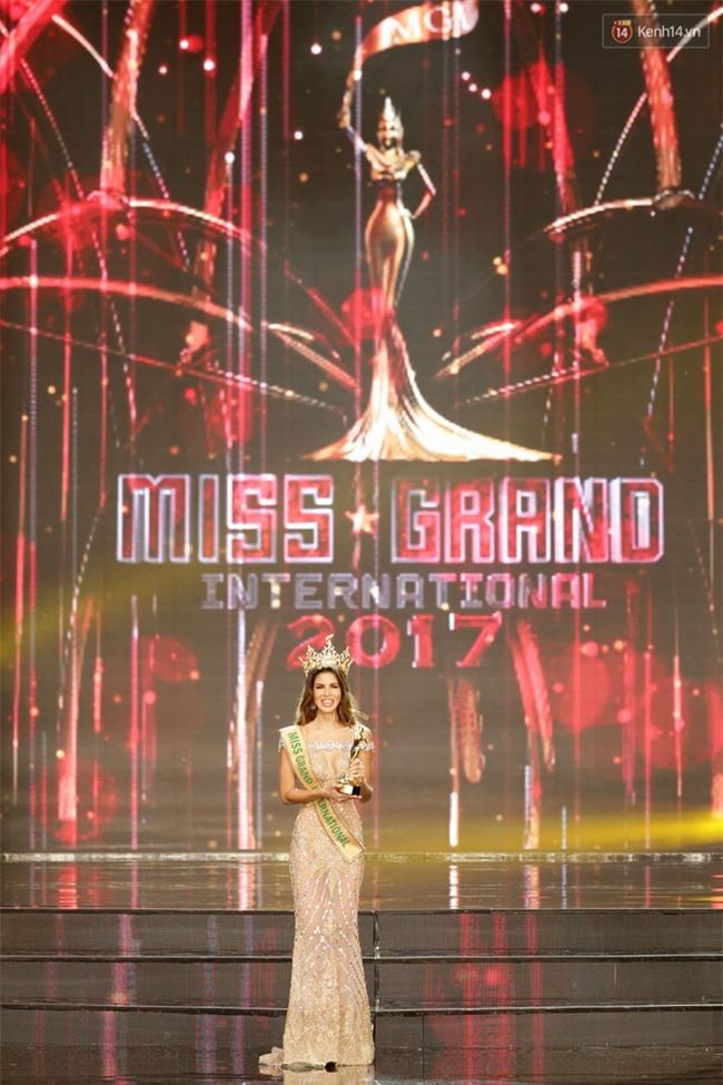 Cư dân mạng dậy sóng vì Huyền My chỉ dừng chân ở Top 10 Miss Grand International 2017 dù đã thể hiện xuất sắc - Ảnh 1.