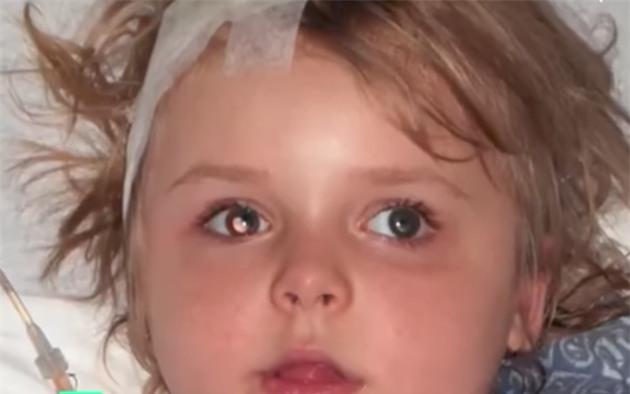 Bố nói với con gái rằng con sẽ bị mù, những lời cô bé đáp trả khiến anh phải khóc - Ảnh 1.