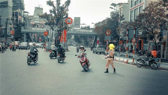 Clip ác mộng giờ cao điểm: Khi đội quân ninja xông pha đi ngược chiều - Ảnh 9.