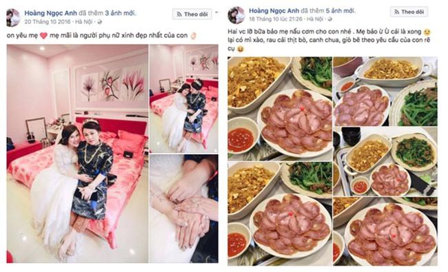 Cận cảnh những bữa cơm ngon mẹ nấu cho con gái đã đi lấy chồng hút ngàn like cộng đồng mạng - Ảnh 2.