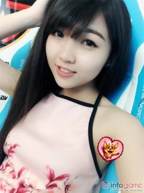 Những hot-girl nổi tiếng trong làng thể thao điện tử Việt - Ảnh 15.