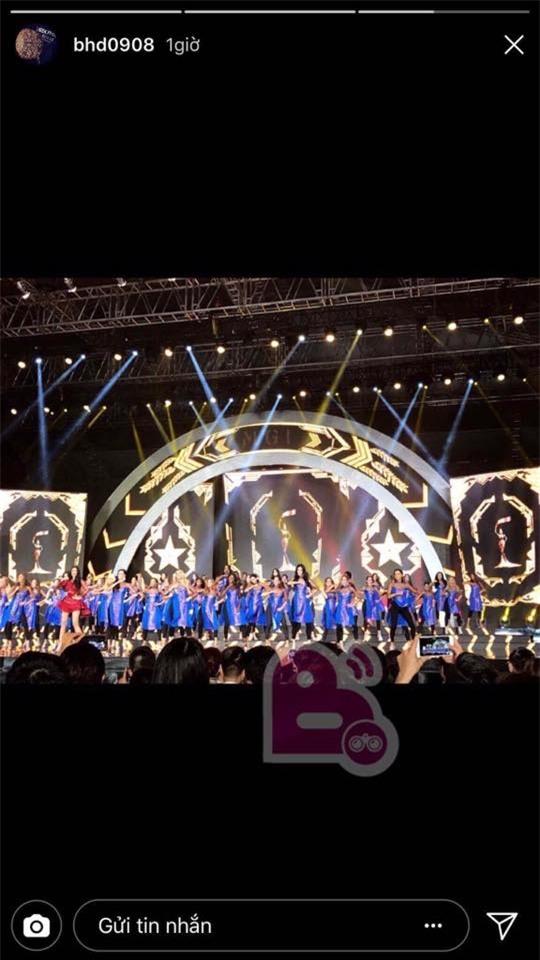 Người yêu cũ của Tú Anh tới Phú Quốc ủng hộ Huyền My trong đêm chung kết Miss Grand International-2