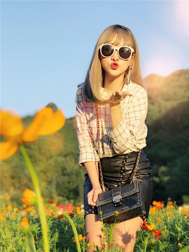 Hot girl cover Yến Tatoo: Khó xử khi được khen hát hay hơn Chi Pu-6