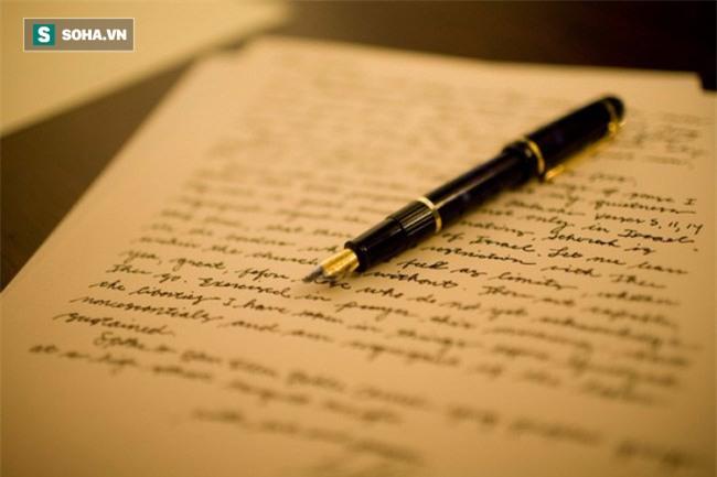 Bức thư gửi vợ trước khi chết của tài xế xe tải, đọc xong cánh mày râu có thể sẽ ngậm ngùi - Ảnh 2.