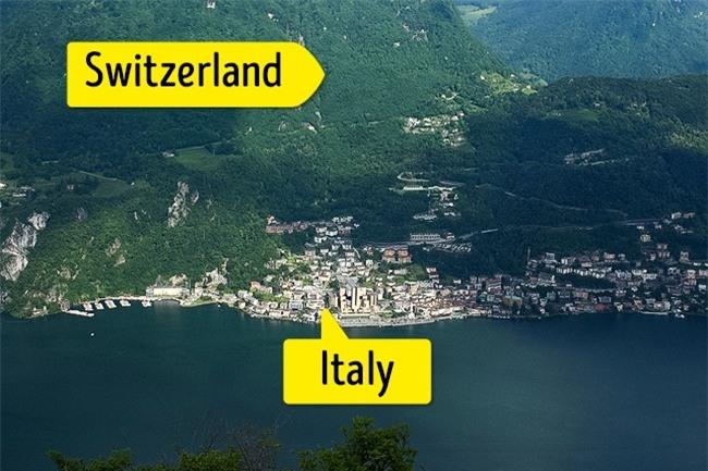 Top những đường biên giới kỳ lạ nhất thế giới-6