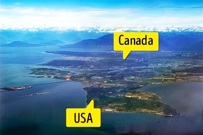 Top những đường biên giới kỳ lạ nhất thế giới-7