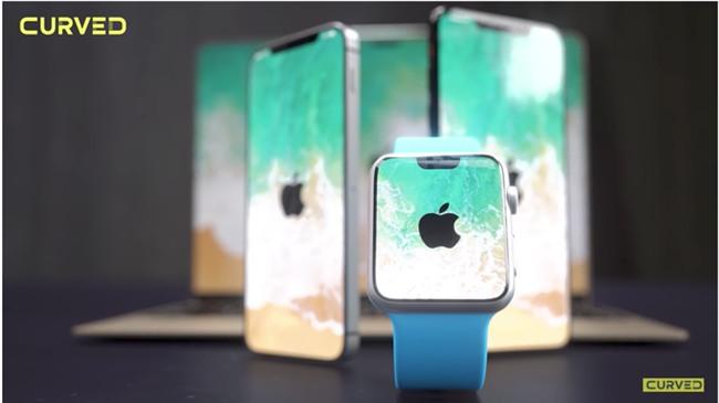"Diện mạo iPad, MacBook và iMac sẽ ra sao nếu ""lai"" iPhone X? - Ảnh 2."