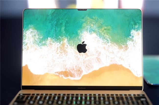"Diện mạo iPad, MacBook và iMac sẽ ra sao nếu ""lai"" iPhone X? - Ảnh 3."