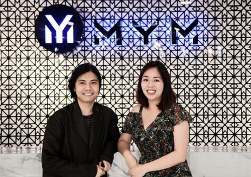 Kim Dung Next Top làm vedette trong fashion show của M.Y.M-2