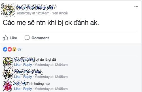 "chi em mach nhau cach tri chong vu phu, dan ong xem xong ""so run cam cap"" - 1"