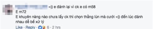 "chi em mach nhau cach tri chong vu phu, dan ong xem xong ""so run cam cap"" - 13"