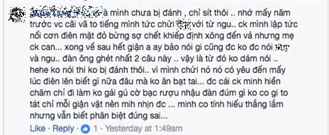 "chi em mach nhau cach tri chong vu phu, dan ong xem xong ""so run cam cap"" - 2"