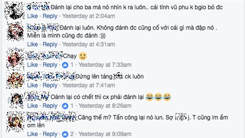 "chi em mach nhau cach tri chong vu phu, dan ong xem xong ""so run cam cap"" - 7"