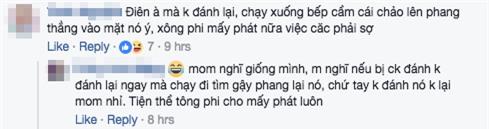 "chi em mach nhau cach tri chong vu phu, dan ong xem xong ""so run cam cap"" - 9"