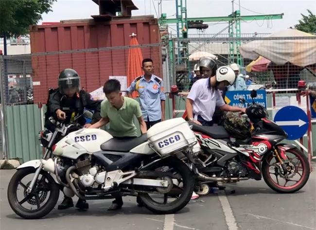 Xem xét hình thức kỷ luật nam sinh bị CSCĐ thúc gối ở Sài Gòn