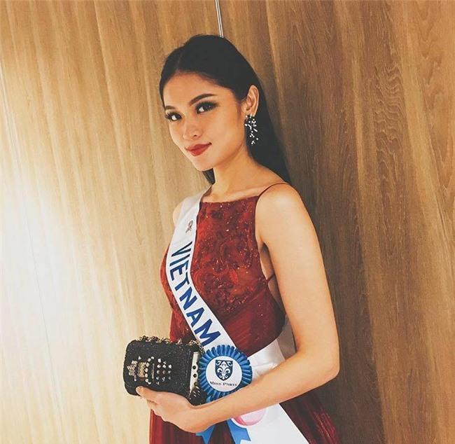Vừa đặt chân tới Miss International 2017, Thùy Dung đã nhanh chóng giành giải thưởng đầu tiên - Ảnh 3.