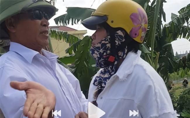 Trưởng công an xã bị tố tát phụ nữ: Chị ấy chửi bới, đá vào hạ bộ..., tôi chỉ vung tay gạt đi