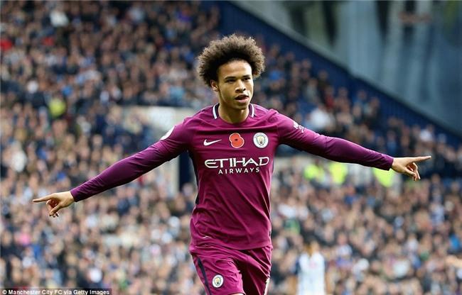 Man City thắng trận thứ 8 liên tiếp, xây chắc ngôi đầu - Ảnh 3.